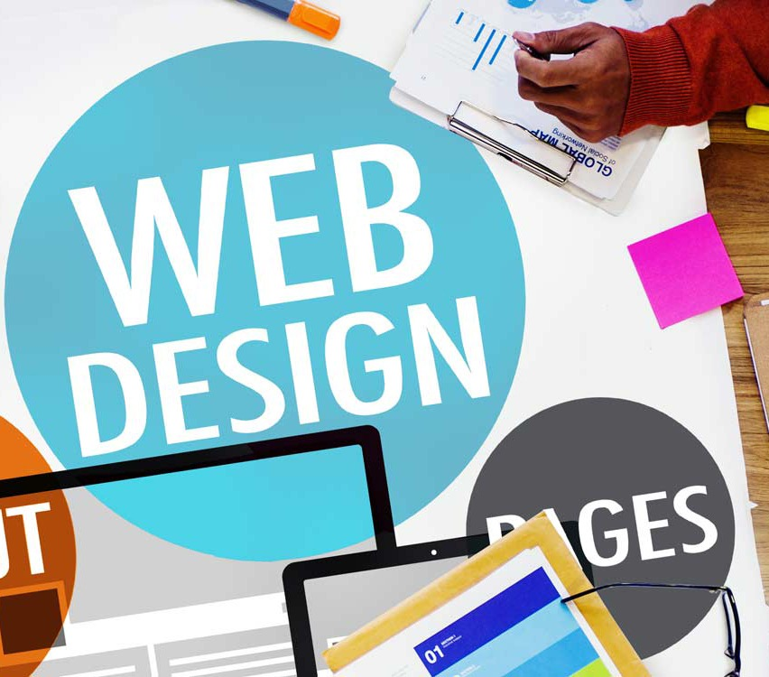 Web Design Sittingbourne Graphic